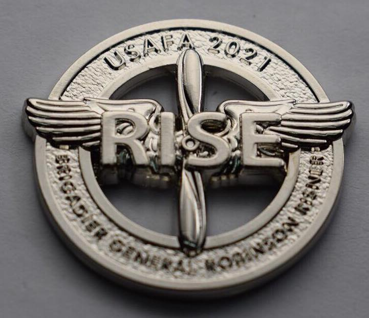 Donation - Exemplar Lapel Pin