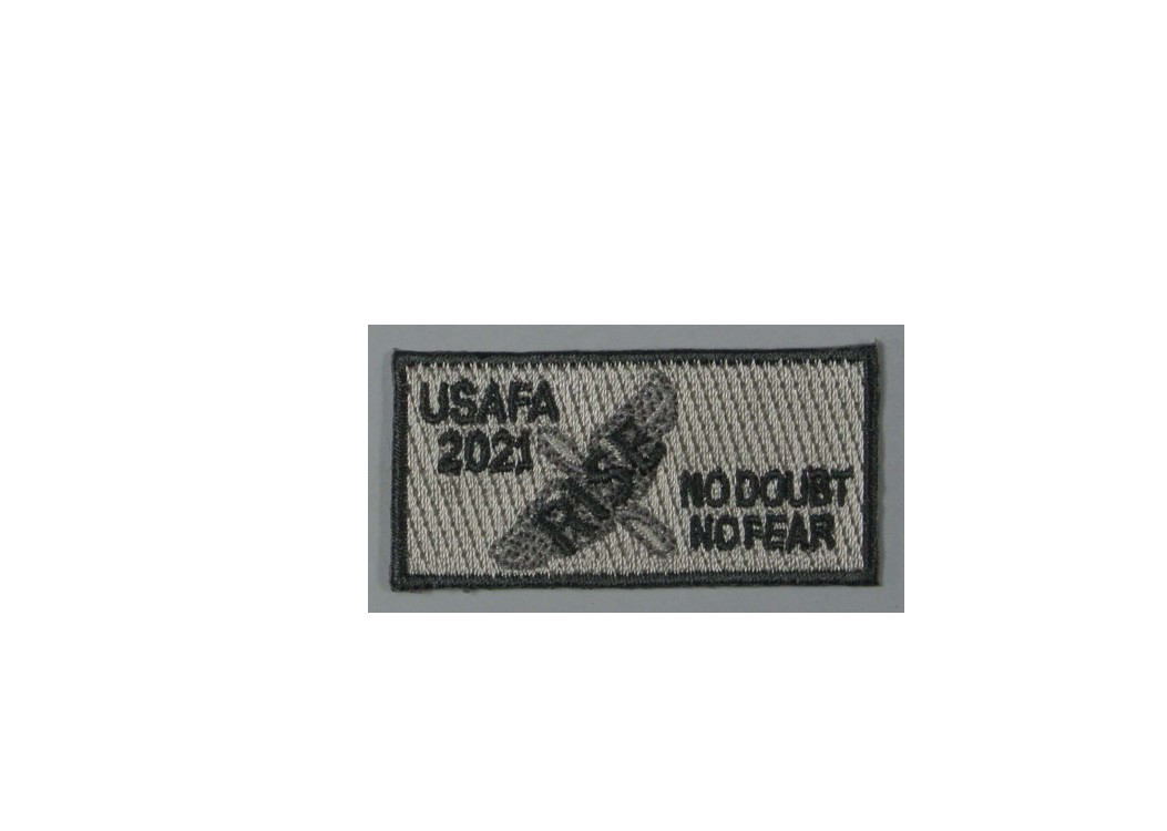 Donation - Exemplar Flight Suit Patch